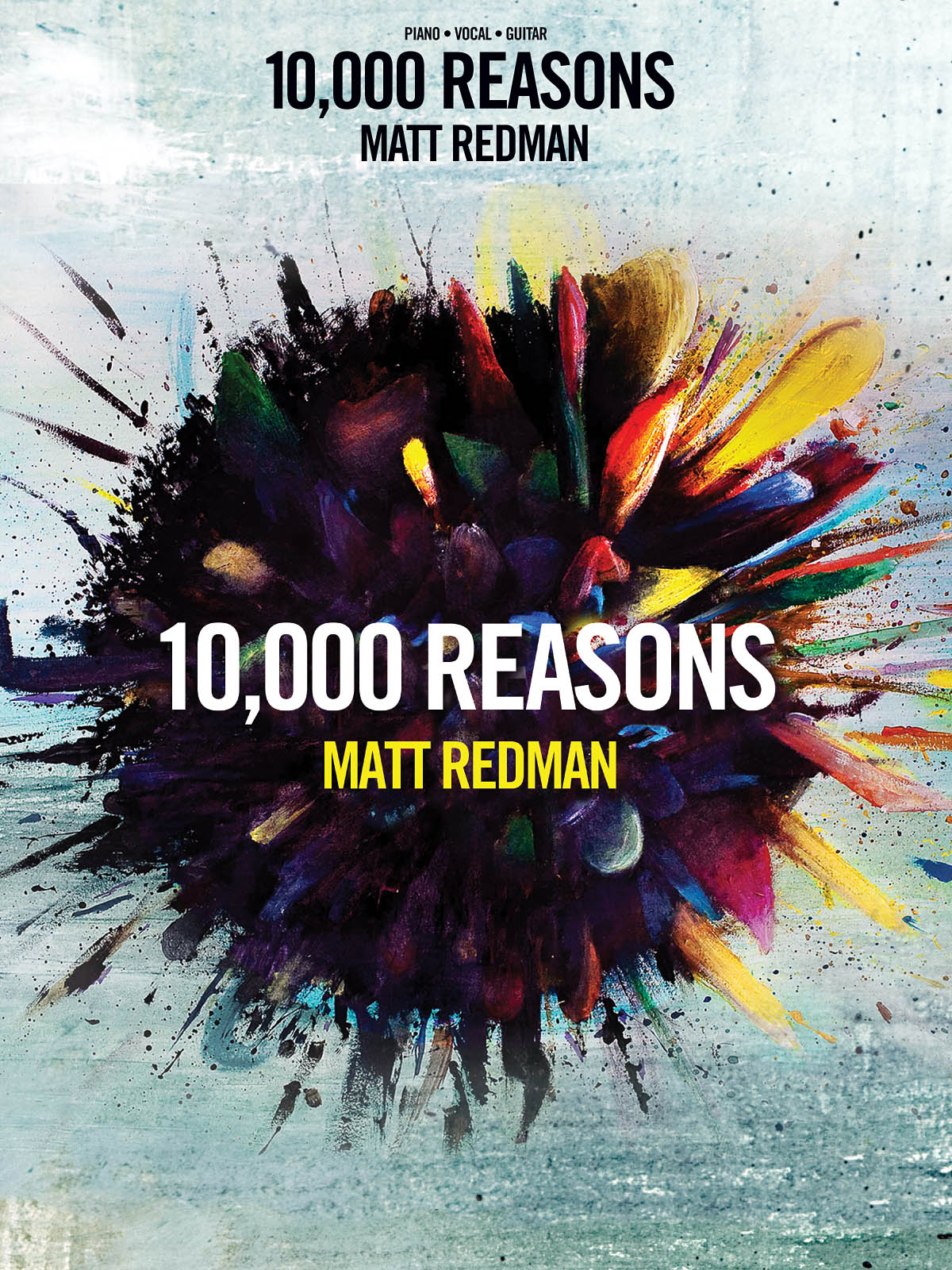Matt Redman 10000 Reasons Piano Sheet Music Guitar Chords CCM Songs ...